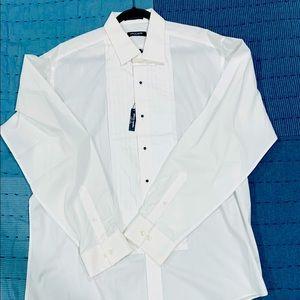 Men's Pierre Cardin Tuxedo Shirt